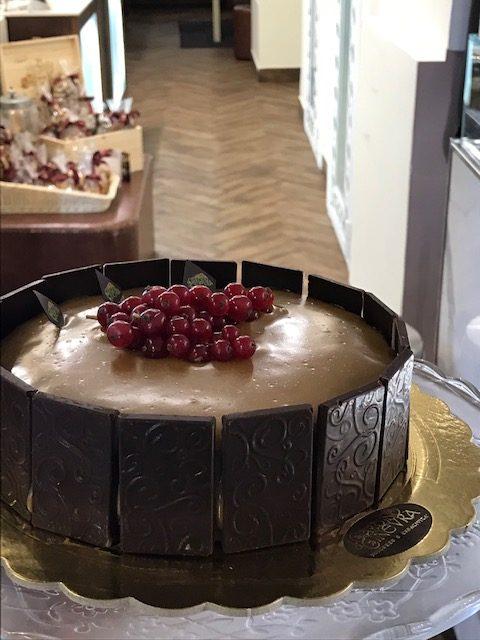 Cafe' Sofa' - torta