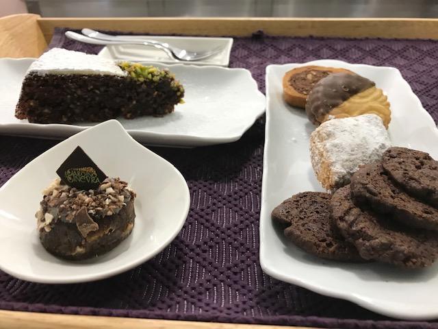Cafe' Sofa' - biscotti e torte