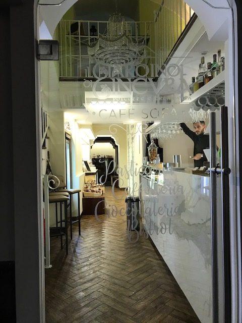Cafe' Sofa' - ingresso