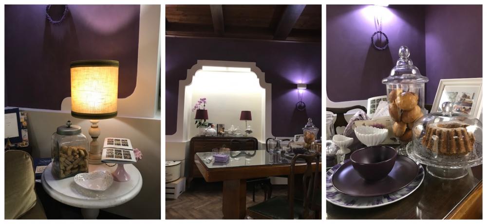 Cafe' Sofa' - particolari