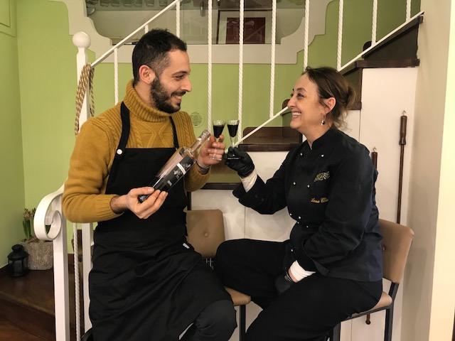 Cafe' e Sofa' - Anna Chiavazzo e Antonello Palmiero