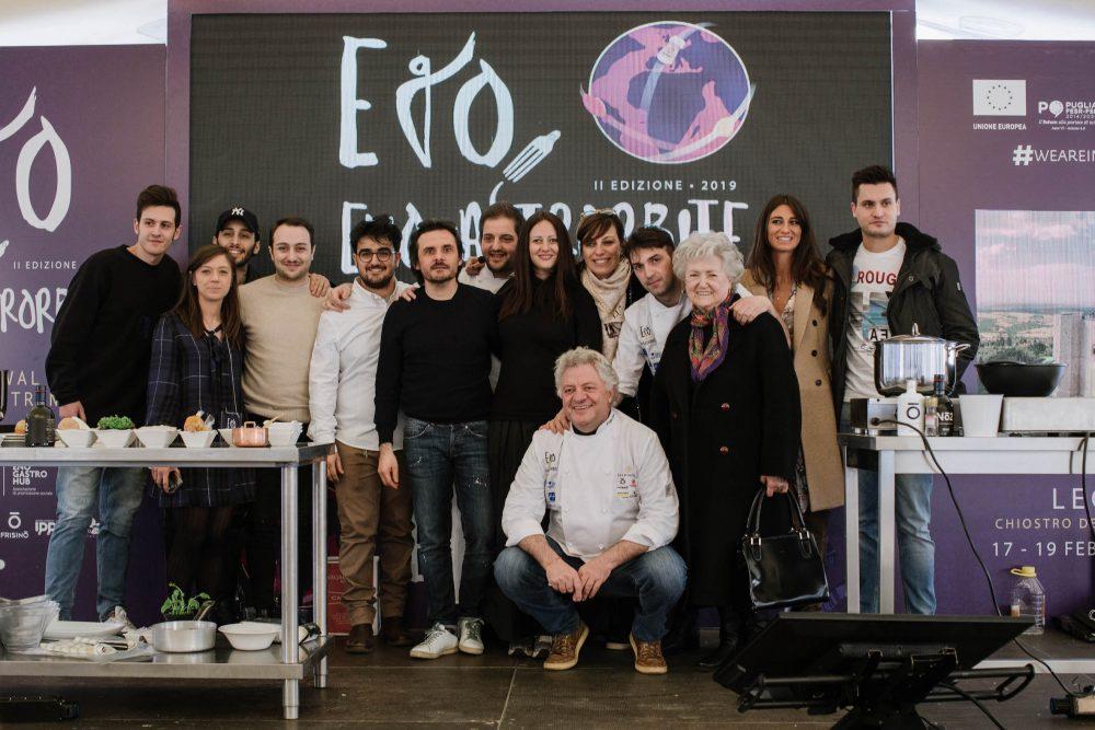EGO2019 chef e ospiti