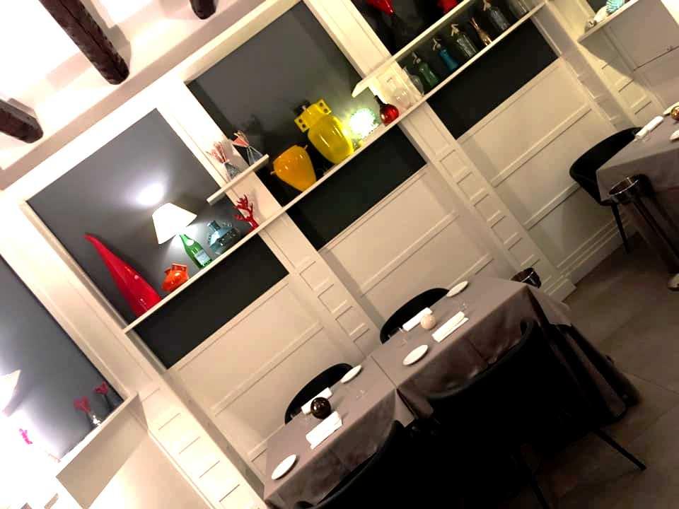 Veritas Restaurant - Gli Interni rinnovati