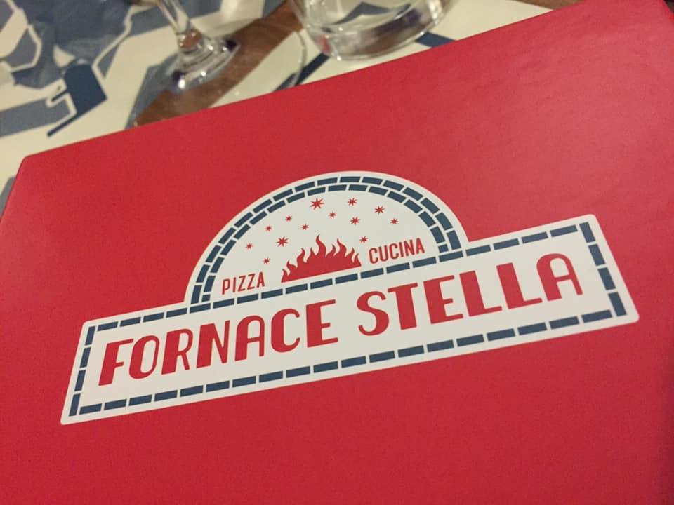 Fornace Stella, il menu