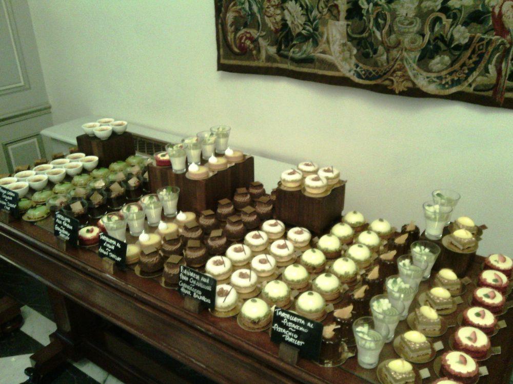 Four Seasons, il banco dedicato alle monoporzioni dolci