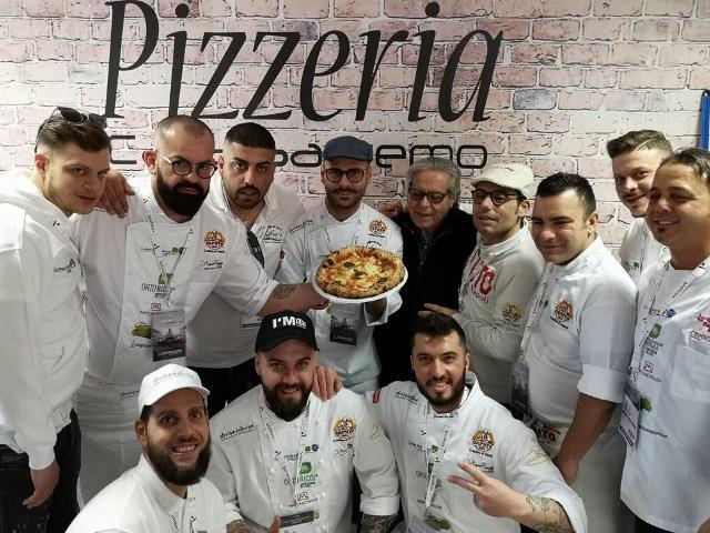 I pizzaioli napoletani a Sanremo