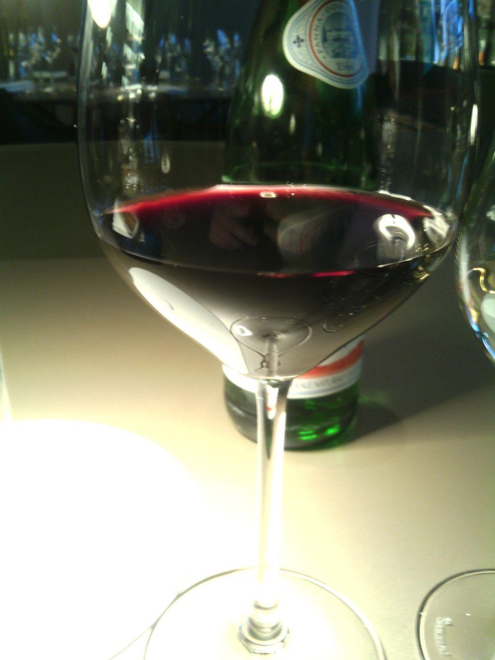 Identità golose, il vino in abbinamento con il secondo- Mediterra IGT 2015 - Poggio al Teso