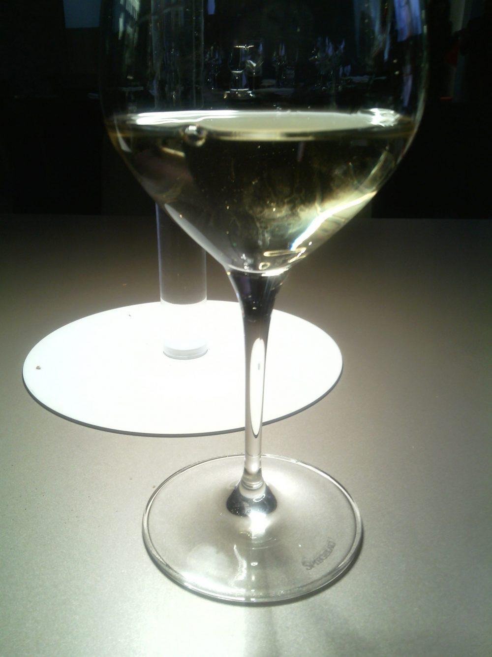 Identita' golose, il vino in abbinamento con il primo- Verdicchio di Matelica Vertis Bio DOC 2015 - Borgo Paglianetto
