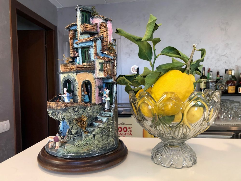 Il Saraceno, limoni d'Amalfi
