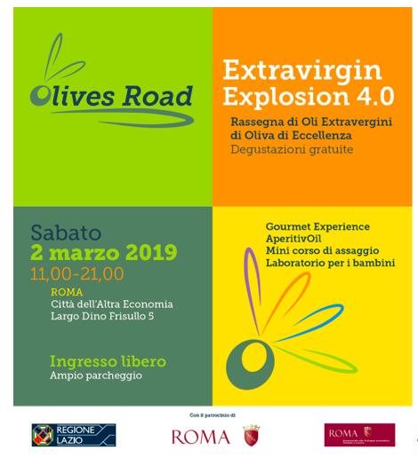 L'olio extravergine di oliva di qualita' in mostra a Roma