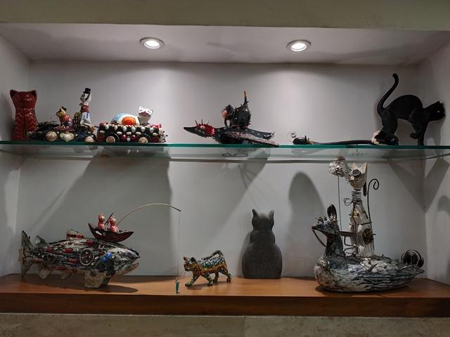 La Gatta Mangiona - l'angolo dedicato ai gatti realizzati da Cecilia
