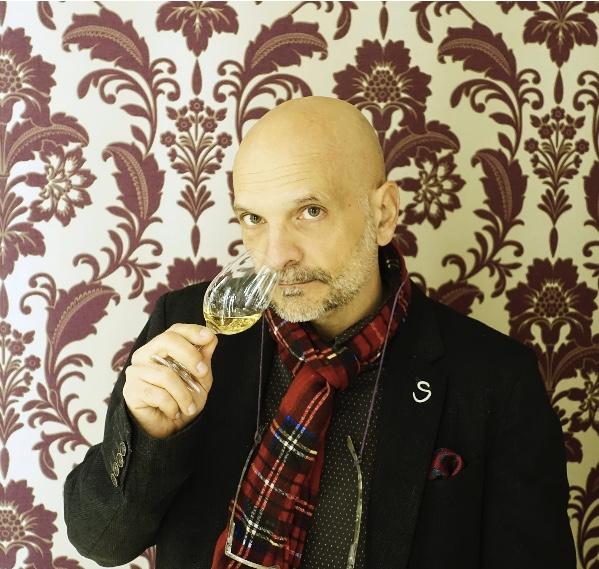 Pino Perrone di Roma Whisky Festival