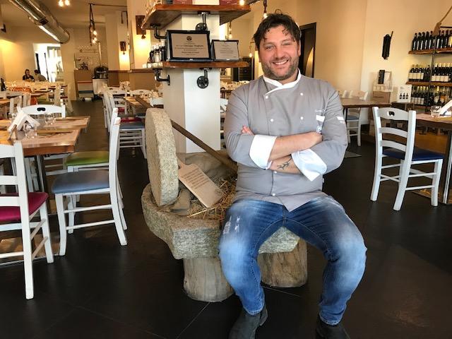 Pizzeria Daniele - Giuseppe Maglione