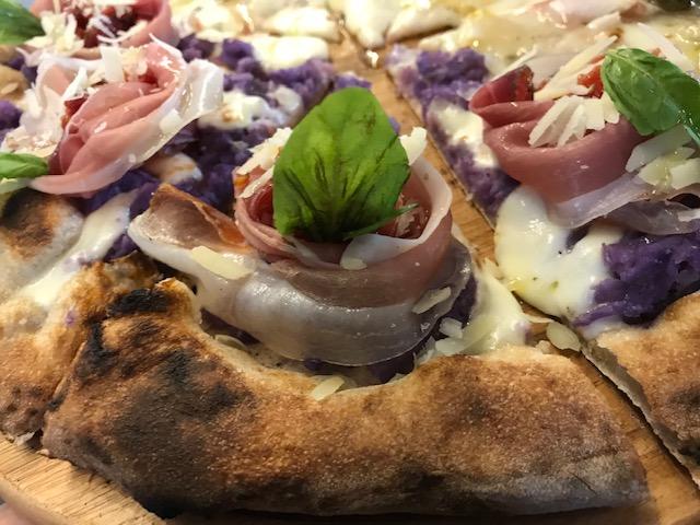 Pizzeria Daniele - Pizza Violetta