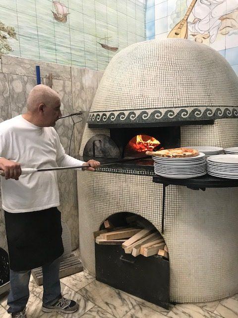 Pizzeria Trianon 1923 - Fornaio