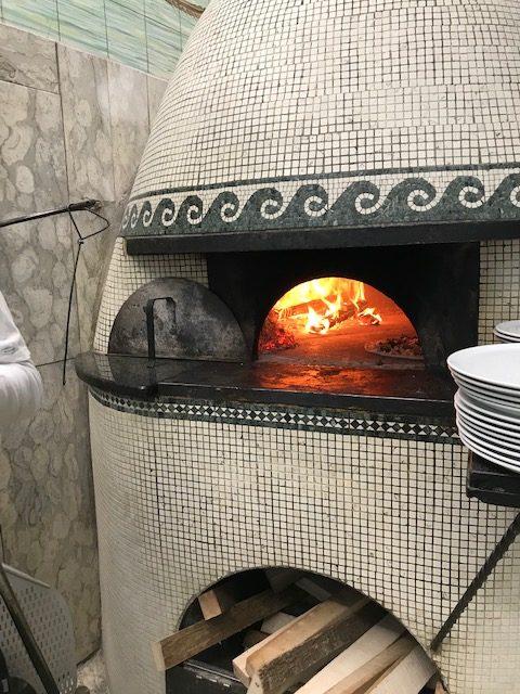 Pizzeria Trianon 1923 - Forno