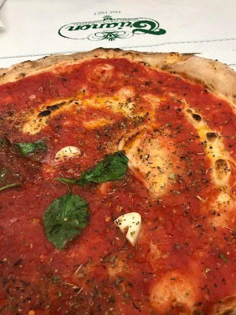 Pizzeria Trianon 1923 - Pizza Marinara