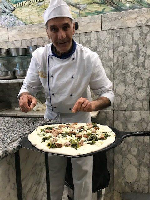 Pizzeria Trianon 1923 - pizzaiolo