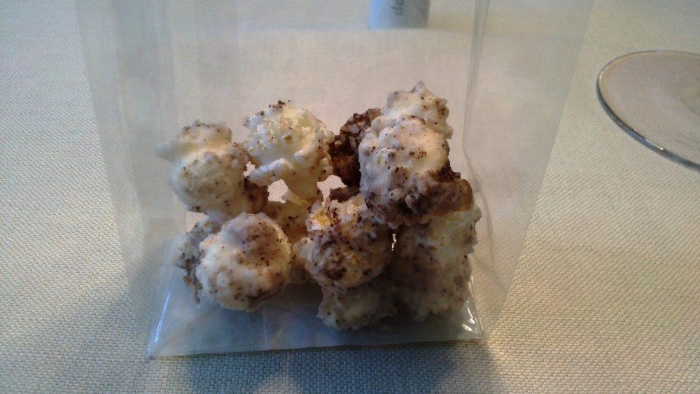 Ristorante Christian e Manuel, piccola pasticceria d'asporto - pop corn dolci al caffe'