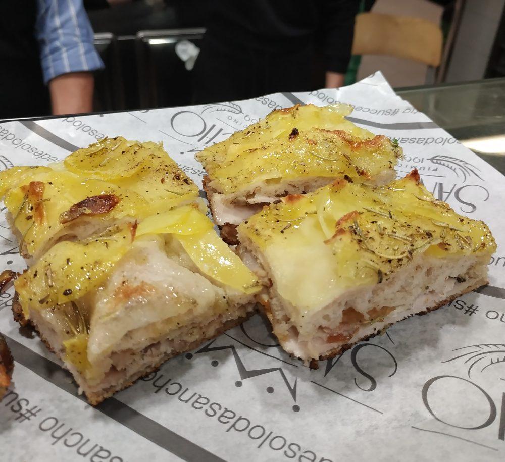 Sancho - Porchetta e patate