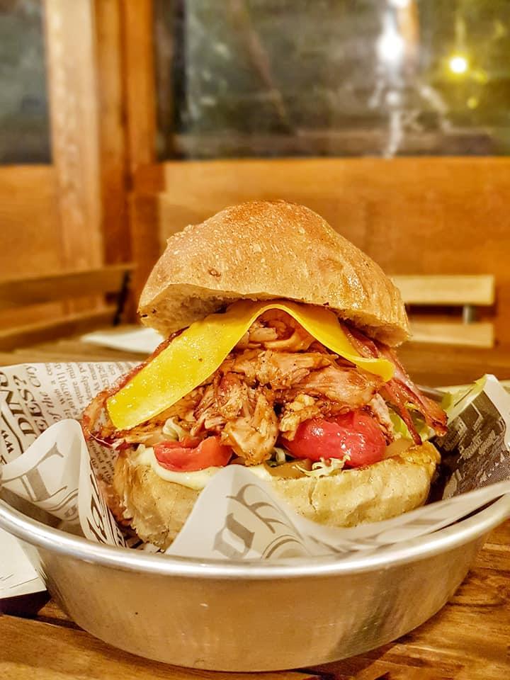 Soul Burgers - Radical Pulled Pork