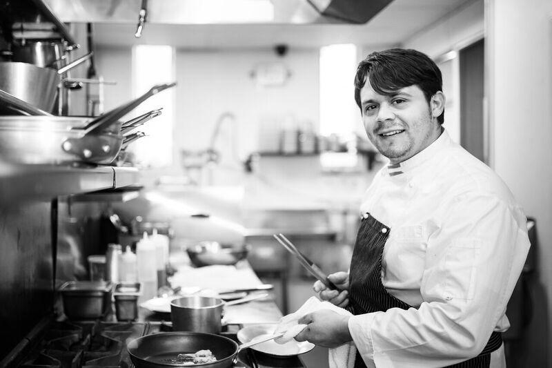 Strega di Benevento - Marco in cucina