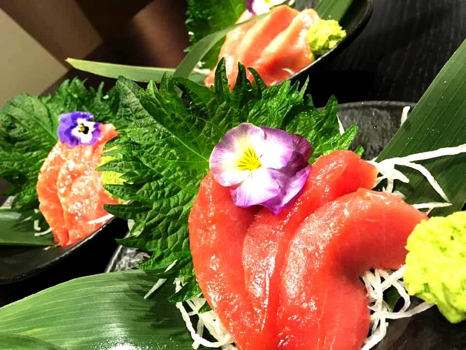 Trilogia di Sashimi