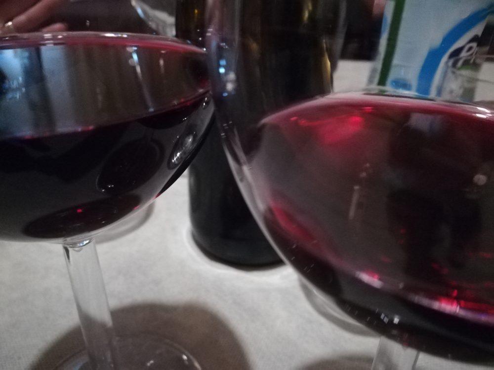 Taverna Toti - il vino