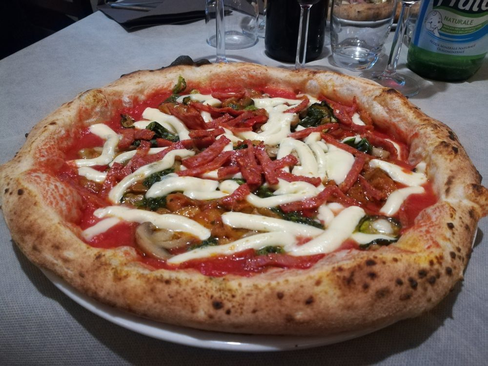 Taverna Toti - L'Ortolana Indiavolata