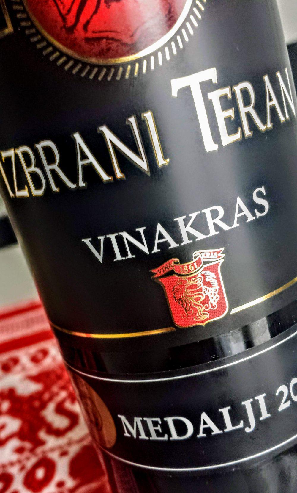 Terrano 2015, Vinakras