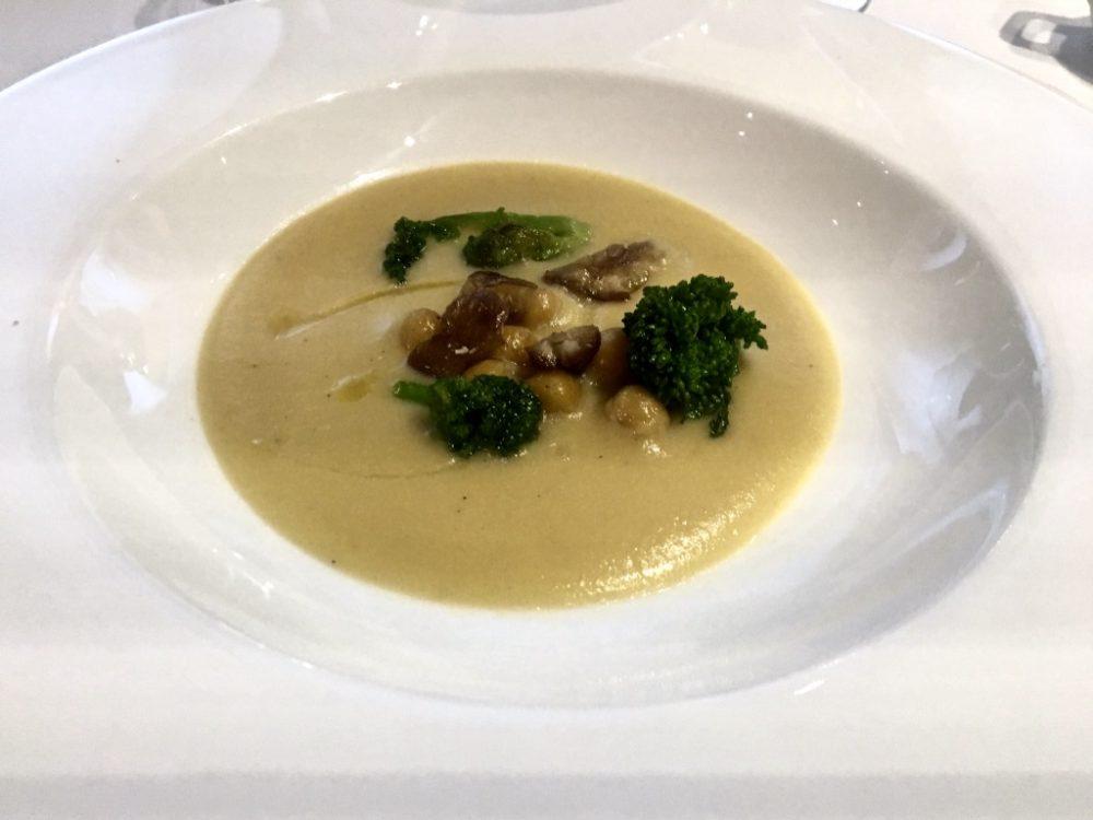 Tre Cristi Milano - Ceci, broccoli e castagne