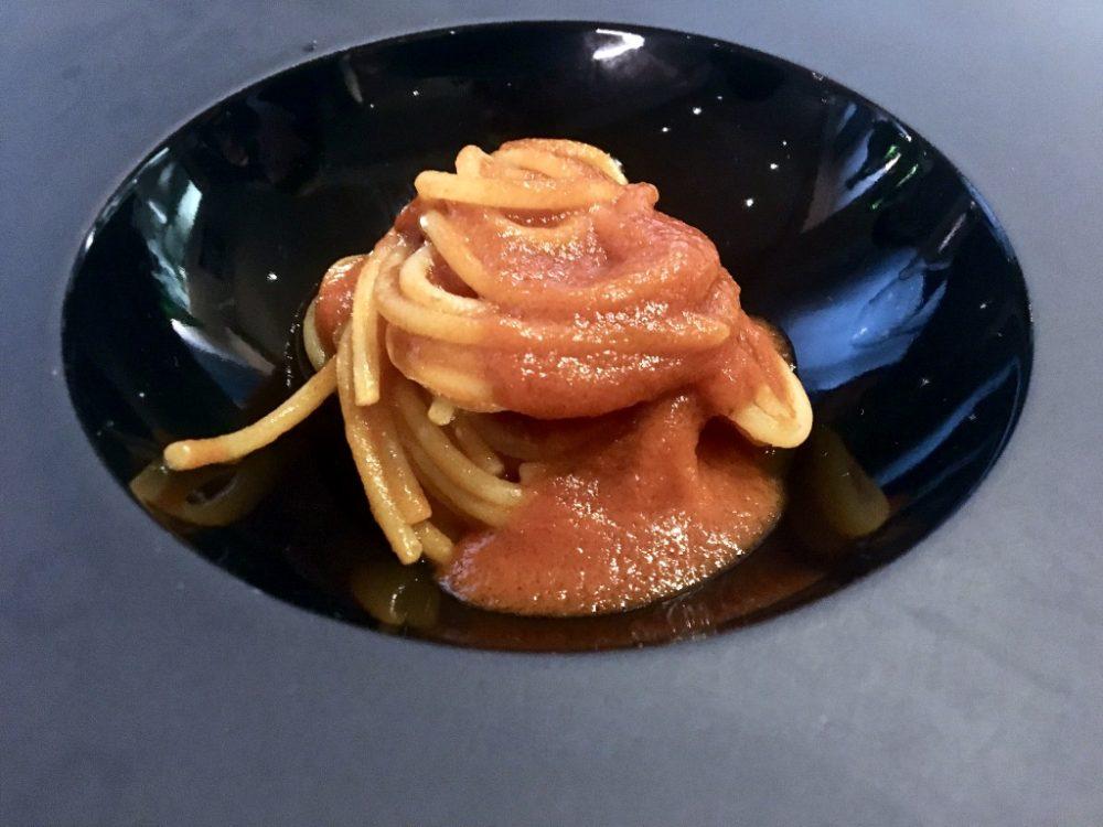 Tre Cristi Milano - Spaghetti al pomodoro