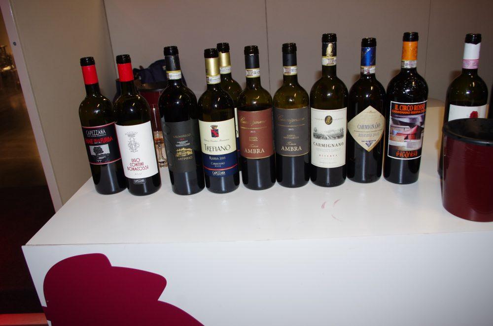 Vini Capezzana