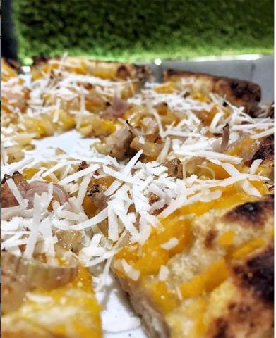 Amatriciana Sbagliata di Bricks Ristorante Pizza