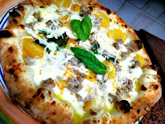 La Pizza Pastore Sarda di Marco e Antonio Pellone