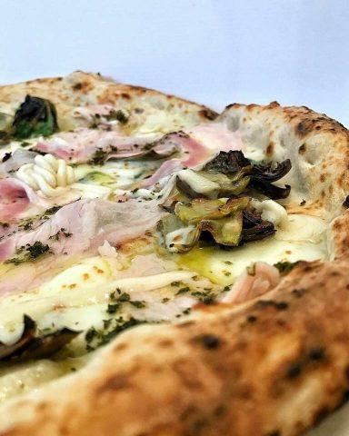 La Pizza di Francesco e Salvatore Salvo realizzata in collaborazione con Luigi Salomone