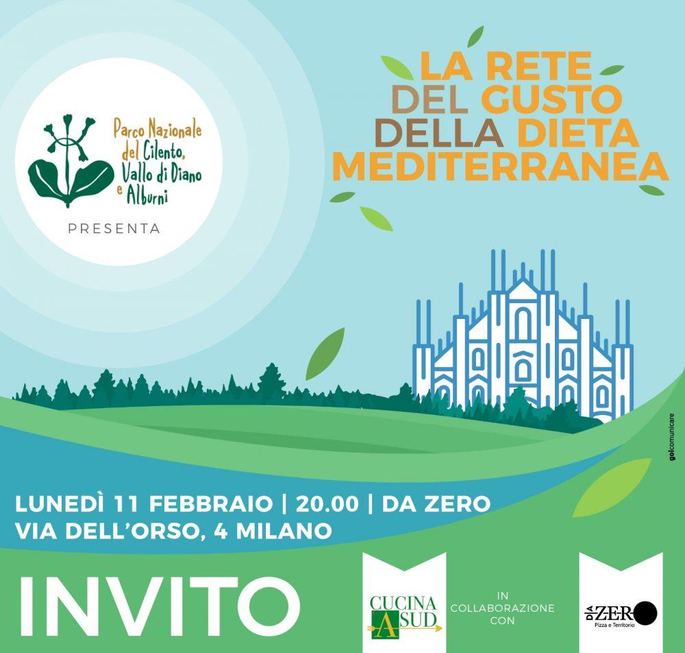 Rete del Gusto 11 febbraio a Milano