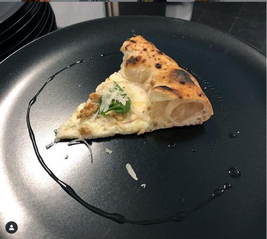Pizza Nuraghe della pizzeria PizzaNova