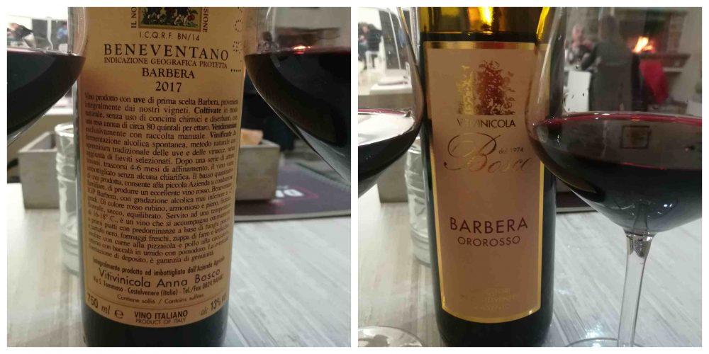 Braceria & Macelleria Dante - vino