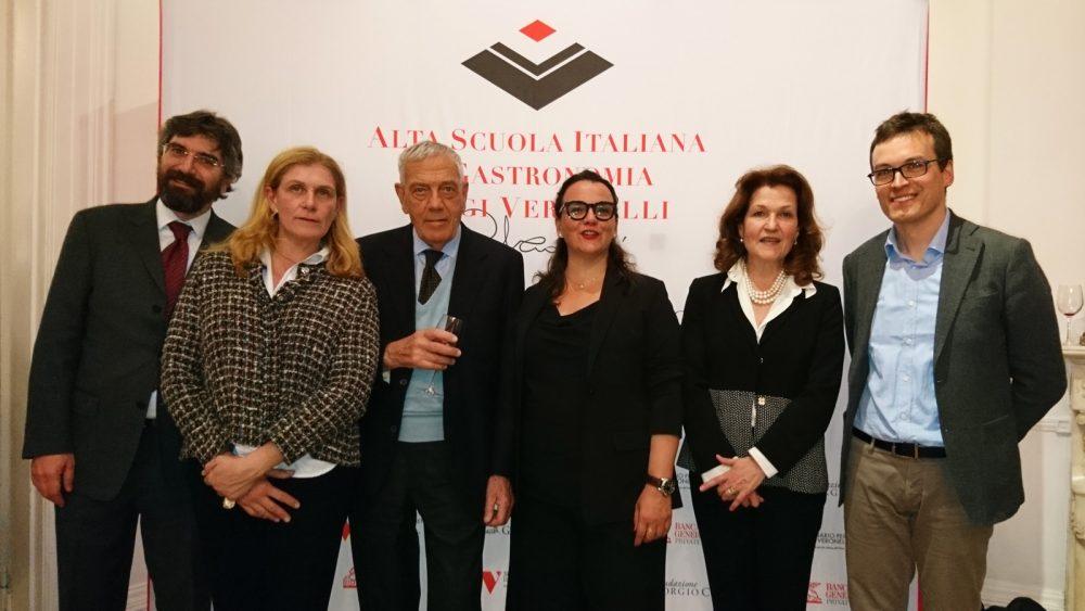 Fondazione Cini Seminario Veronelli Alta Scuola Londra