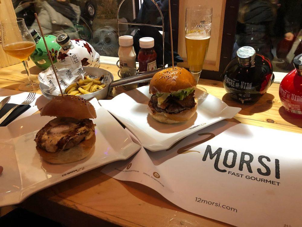 2. 12 Morsi Burger & Friends
