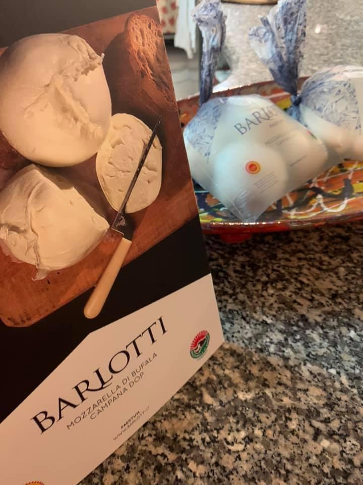 Nonna Nannina - mozzarella Barlotti