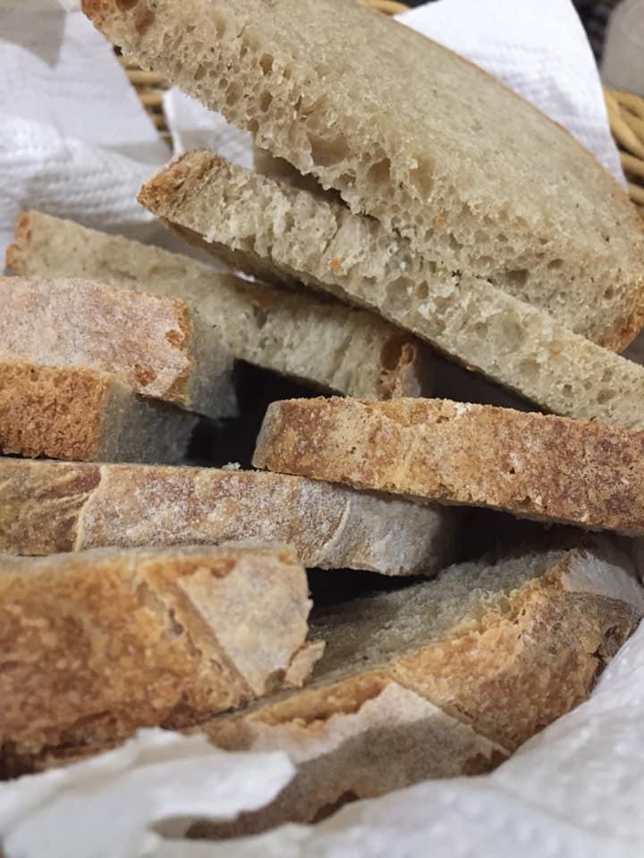 Antico Borgo Giffoni, il pane fatto in casa