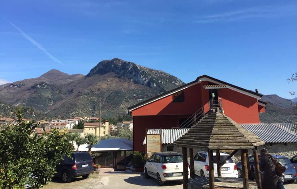 Antico Borgo Giffoni, il panorama