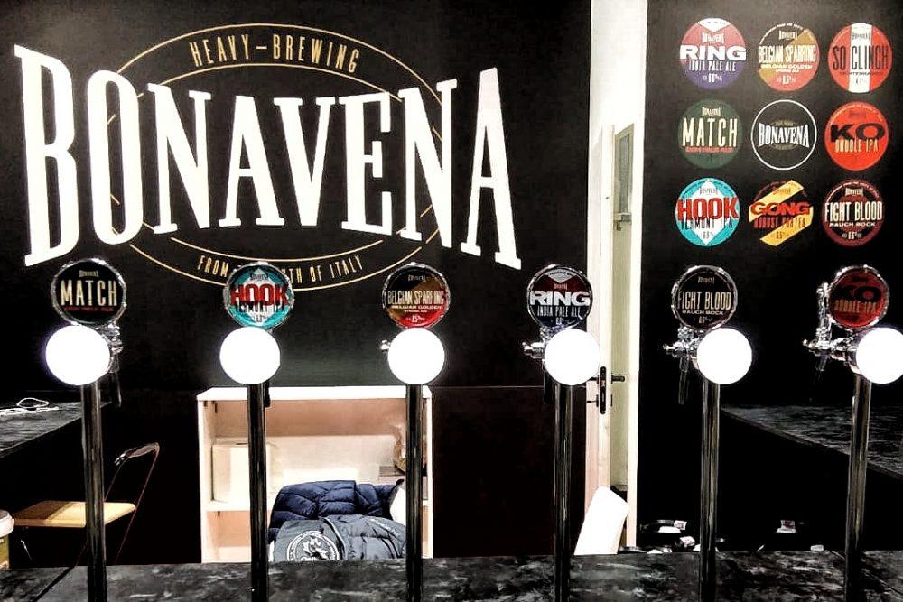Bonavena a Beer Attraction