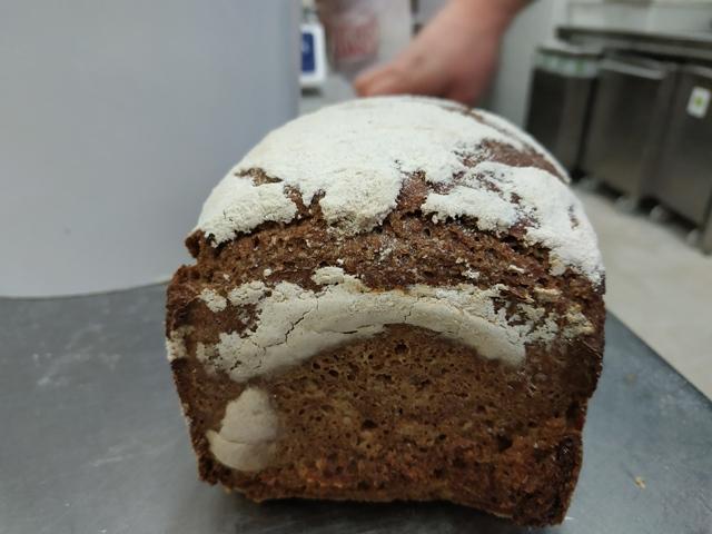 Bonci - il pane di segale integrale