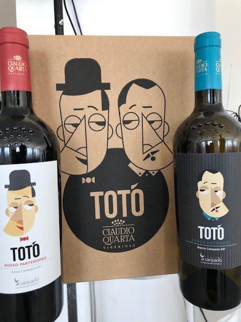 Cantina Sanpaolo - I vini di Toto'