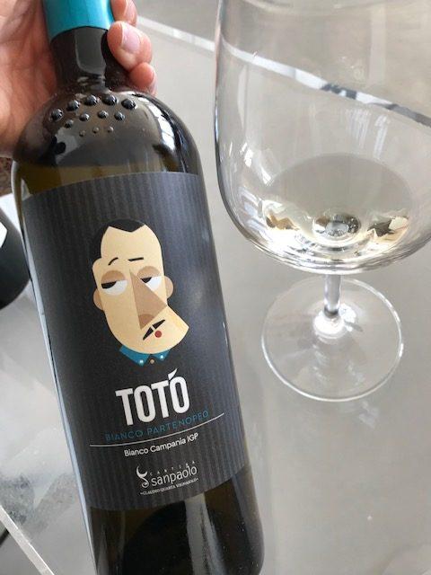 Cantina Sanpaolo - Toto' Bianco Partenopeo