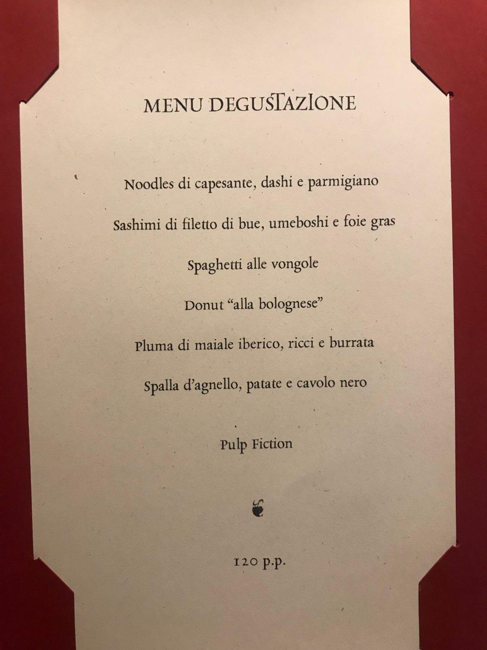 Contraste - menu'