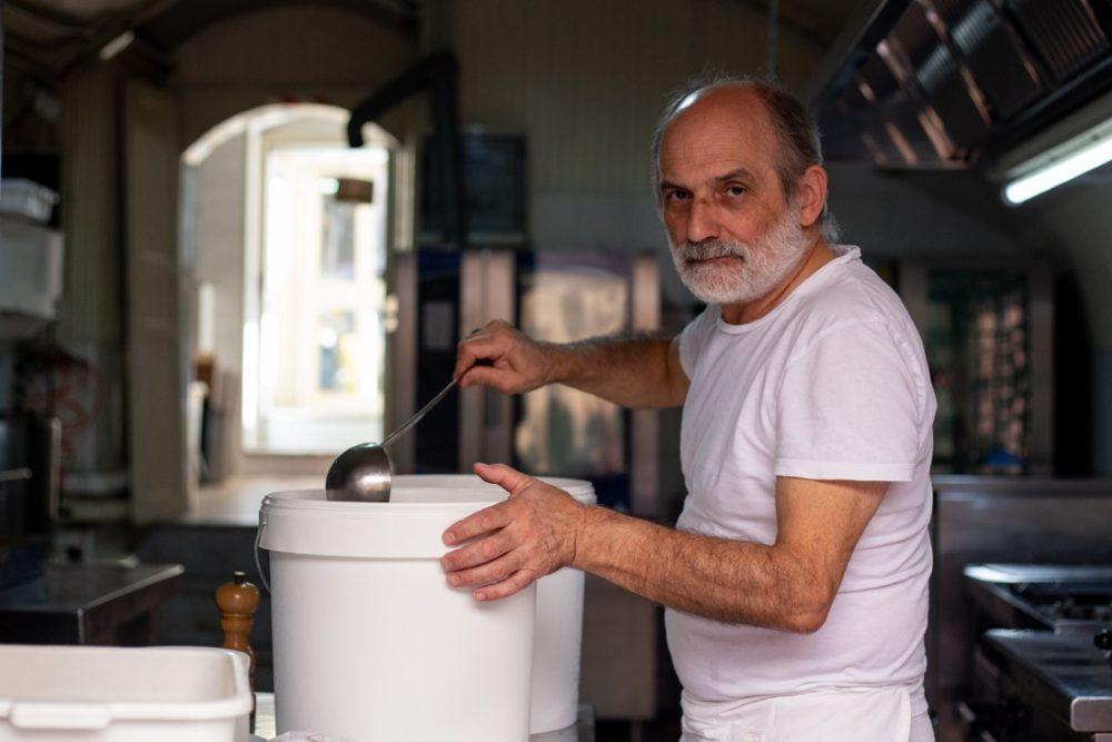 FOODEXP Corrado Assenza - Caffe' Sicilia - Noto, Siracusa ©Francesco Di Martino